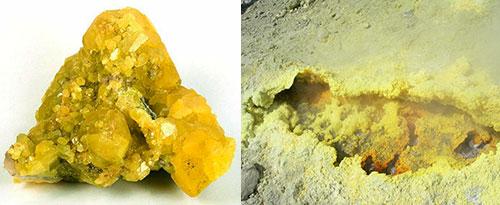 Sulphur en homeopatía