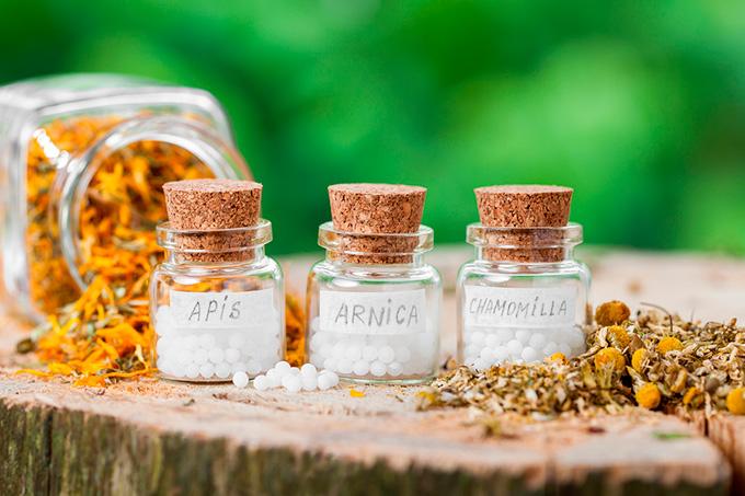 botes homeopatia
