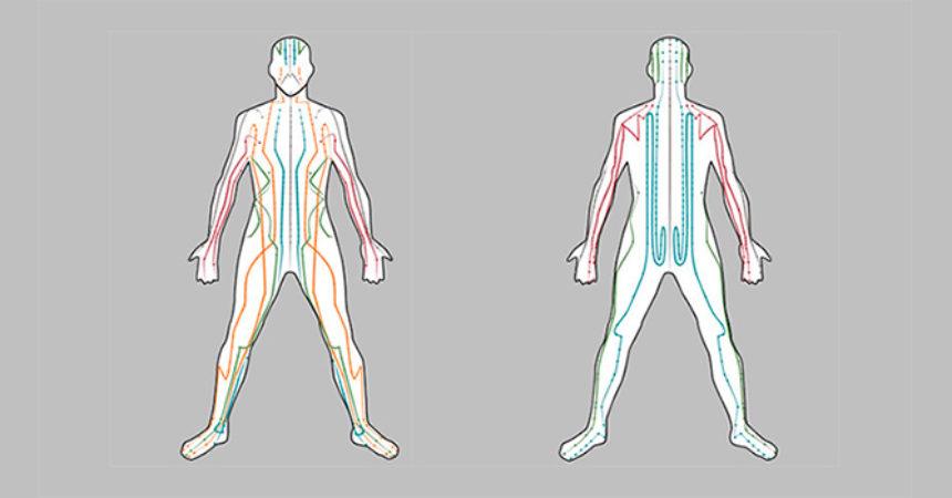 Meridianos acupuntura